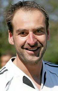 Teutonia Riemke, Spielertrainer Carsten Eversberg 15.04.2007 Foto: Sure